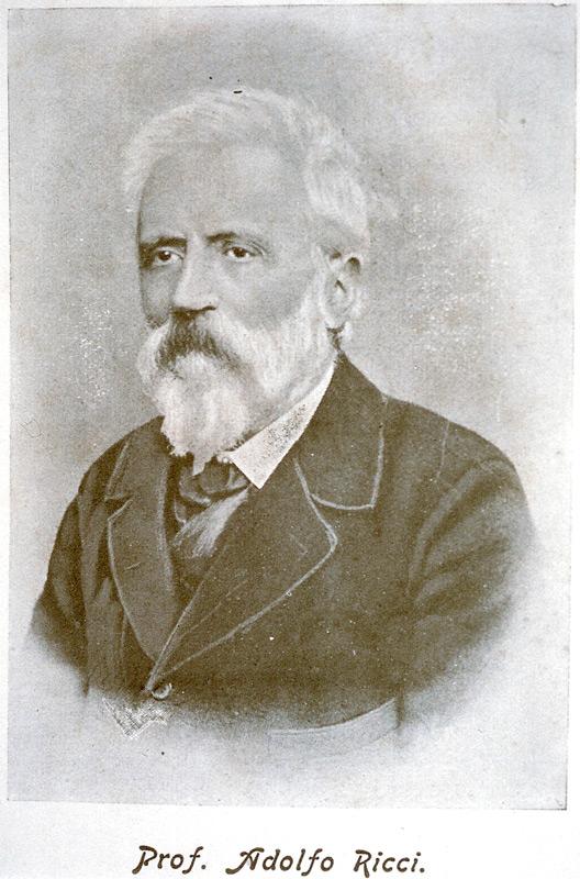 Adolfo Ricci - Arredi Museo Farmacia Mazzolini Giuseppucci